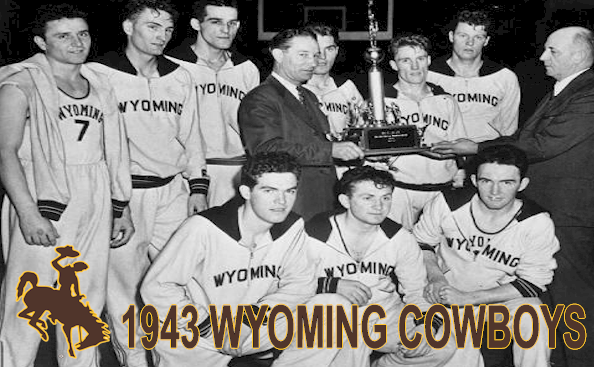 1943 Wyoming Cowboys