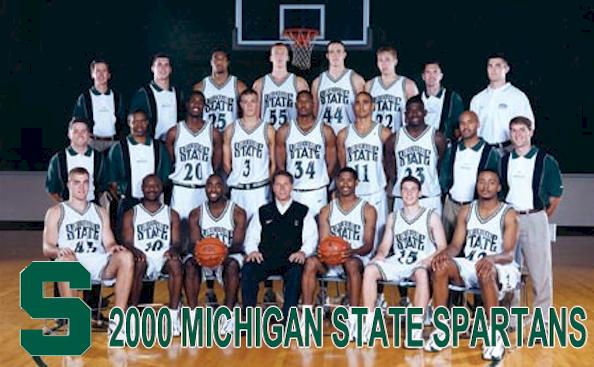 Tourneypix Com 2000 Michigan State Spartans