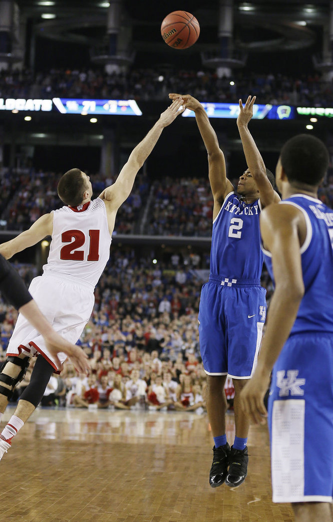 Wisconsin vs. Kentucky